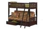 futon bunk with drawers