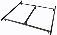 king low profile frame