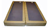 split queen boxspring