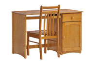 clove desk and chair