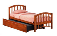 molasses storage bed